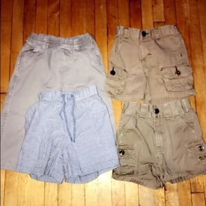 LOT OF 4 NEARLY NEW 18 MONTHS BOYS BOTTOMS